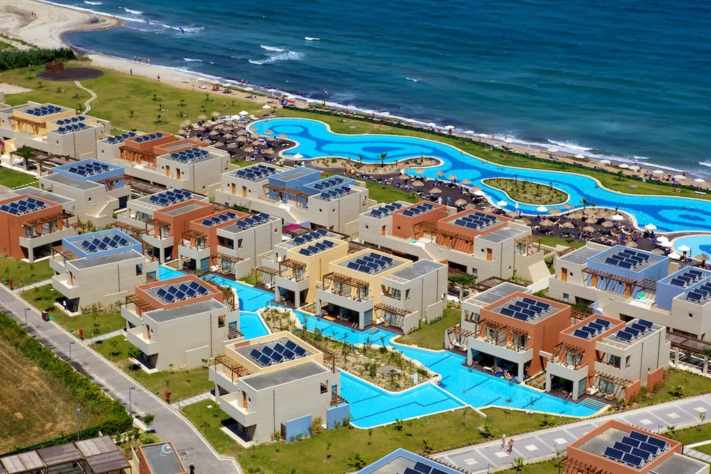 Domotechniki SA | Astir Odysseus, Luxurious hotel (5*) and spa, with capacity of 600 beds, in ...