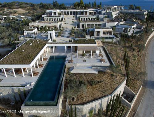 <b>Κατασκευή 20 υπερπολυτελών βιλών Aman Villas, στο AMAN Resort στο Πόρτο Χέλι </b><br/>ΕΙΔΙΚΟΥ ΣΚΟΠΟΥ ΔΕΚΑΤΕΣΣΕΡΑ Α.Ε.